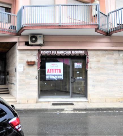 Negozio monolocale in affitto a Vibo Valentia (VV)
