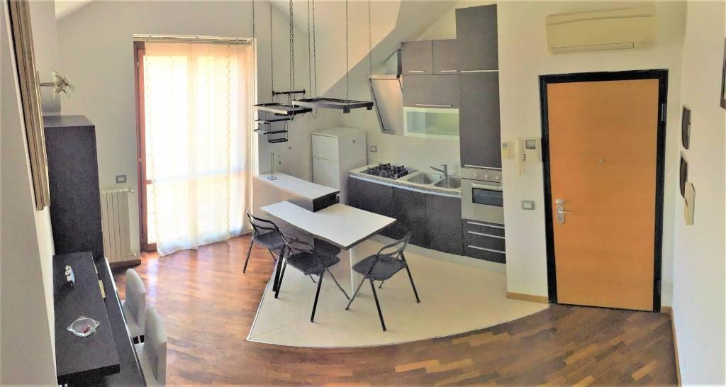 Attico / Mansarda in vendita a Zelo Buon Persico, 2 locali, prezzo € 120.000 | PortaleAgenzieImmobiliari.it