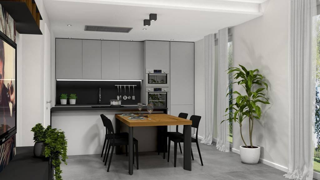 Villa in vendita a Zandobbio, 4 locali, prezzo € 290.000 | PortaleAgenzieImmobiliari.it