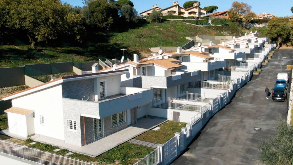 Villa a Schiera in vendita a Formello, 3 locali, prezzo € 184.000 | CambioCasa.it