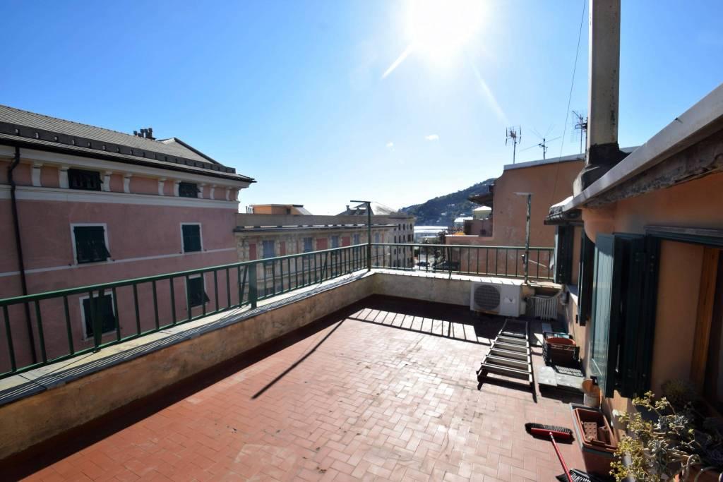 Attico / Mansarda in vendita a Genova, 2 locali, zona Voltri, Ponente Mare, prezzo € 104.000   PortaleAgenzieImmobiliari.it