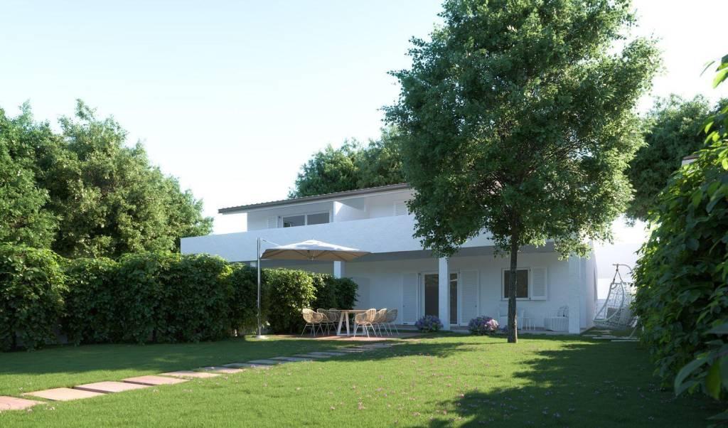 Nuova villa bifamiliare a 450 metri dal mare, foto 15