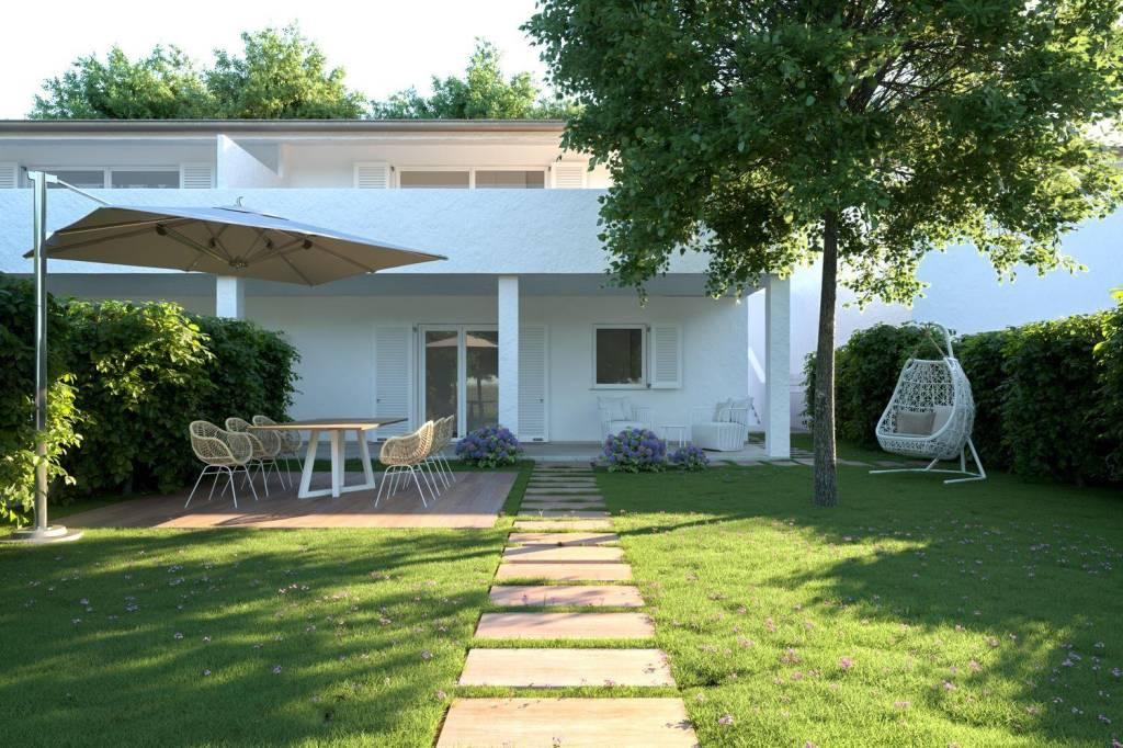 Nuova villa bifamiliare a 450 metri dal mare, foto 0