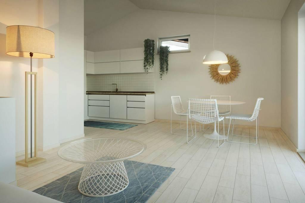 Nuova villa bifamiliare a 450 metri dal mare, foto 3