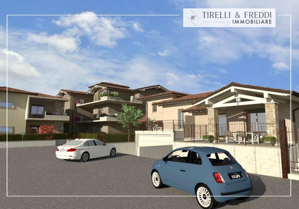 Villa in vendita a Rodengo-Saiano, 4 locali, prezzo € 369.000 | PortaleAgenzieImmobiliari.it