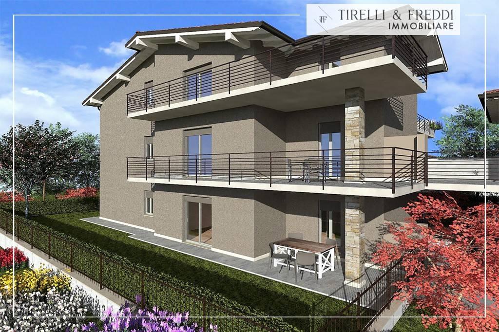 Appartamento in vendita a Rodengo-Saiano, 4 locali, prezzo € 289.000 | PortaleAgenzieImmobiliari.it