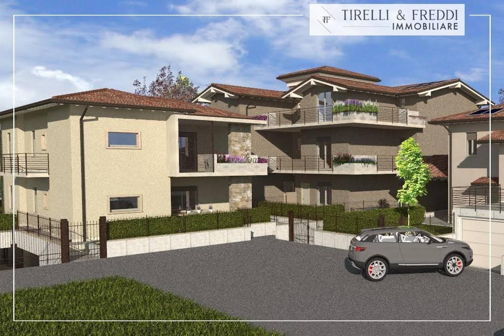 Appartamento in vendita a Rodengo-Saiano, 4 locali, prezzo € 349.000 | PortaleAgenzieImmobiliari.it