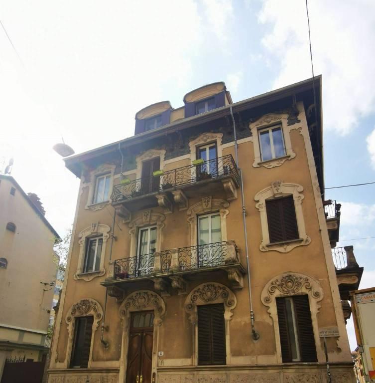 Attico / Mansarda in vendita a Torino, 4 locali, zona San Donato, Cit Turin, Campidoglio,, prezzo € 198.000   PortaleAgenzieImmobiliari.it