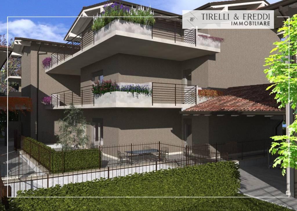 Appartamento in vendita a Rodengo-Saiano, 3 locali, prezzo € 279.000 | PortaleAgenzieImmobiliari.it