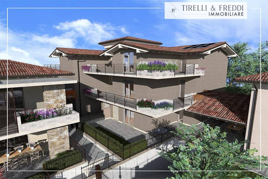 Attico / Mansarda in vendita a Rodengo-Saiano, 4 locali, prezzo € 339.000 | PortaleAgenzieImmobiliari.it