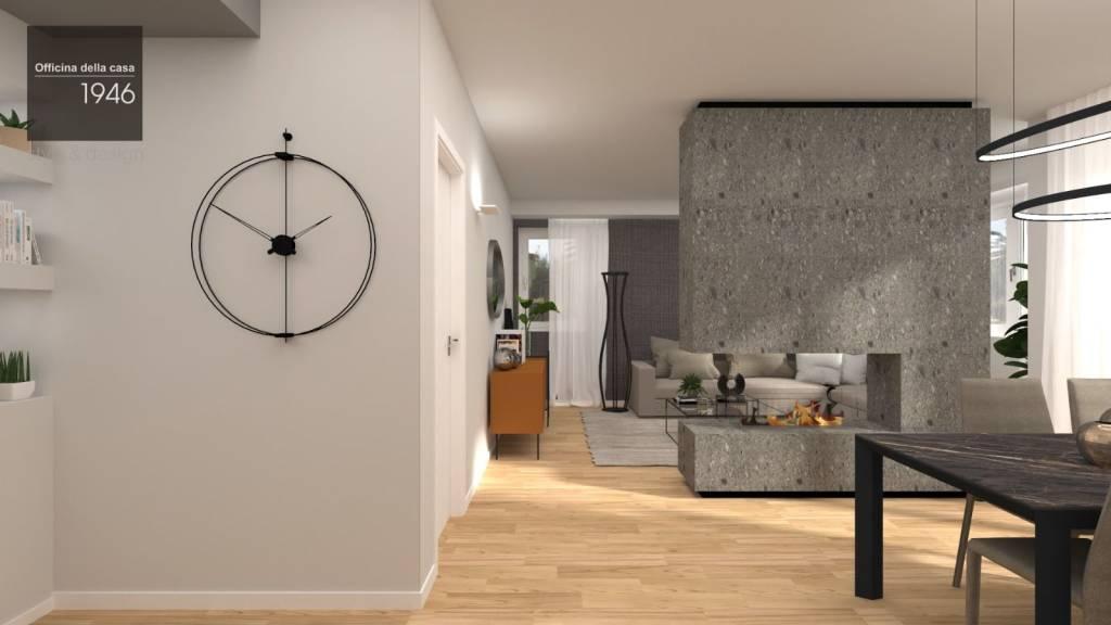 Appartamento in vendita a Ornago, 4 locali, prezzo € 275.000 | PortaleAgenzieImmobiliari.it