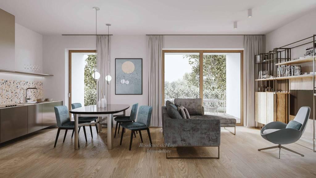 Appartamento in vendita a Sirmione, 3 locali, prezzo € 385.000 | PortaleAgenzieImmobiliari.it