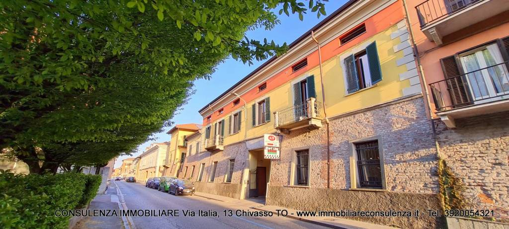 Appartamento in affitto a Chivasso, 2 locali, prezzo € 500 | PortaleAgenzieImmobiliari.it