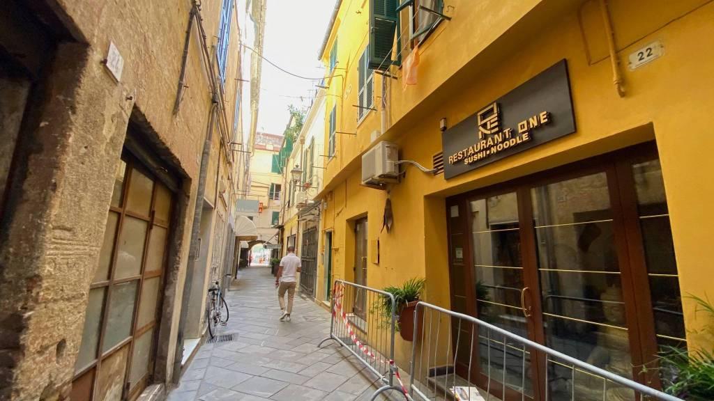 Appartamento in vendita via Alessandro Volta 36 Alassio
