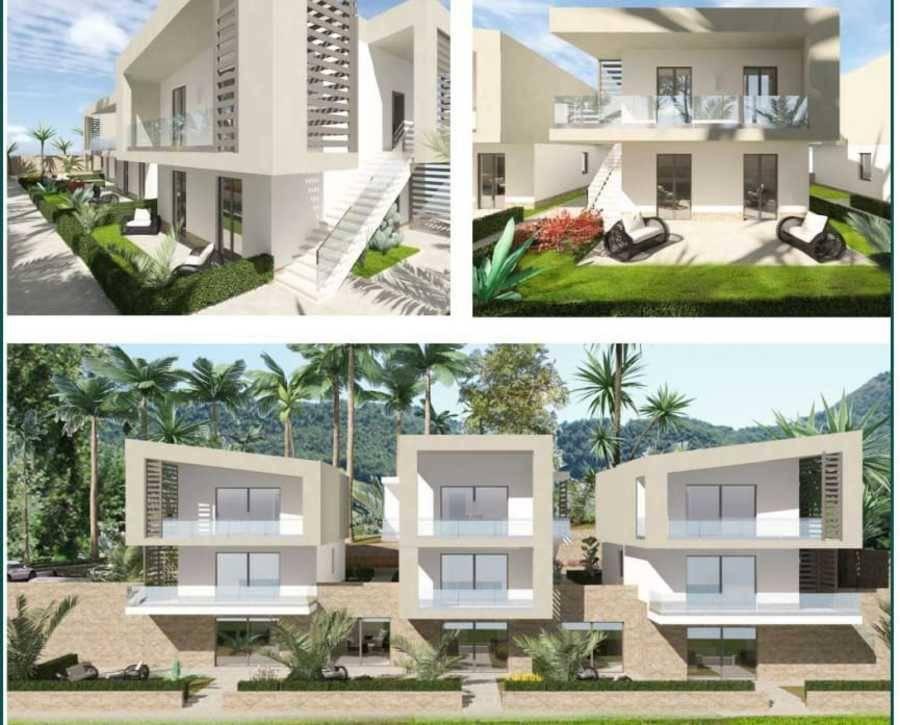 Nuove costruzioni con incredibile vista mare in vendita a Tr