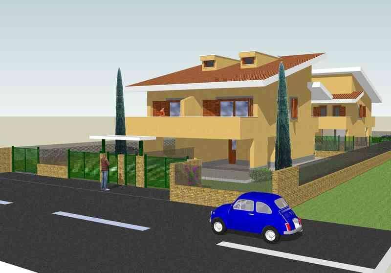 Terreno Edificabile Residenziale in vendita a Fiumicino, 9999 locali, prezzo € 200.000   CambioCasa.it