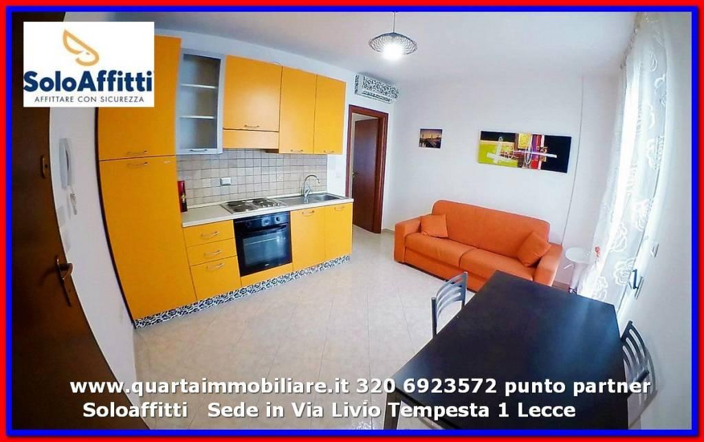 Appartamento in Affitto a Monteroni Di Lecce Centro: 3 locali, 71 mq