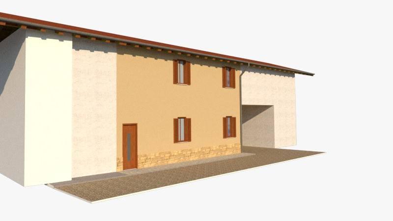 Villa a Schiera in vendita a Trivolzio, 3 locali, prezzo € 90.000 | PortaleAgenzieImmobiliari.it