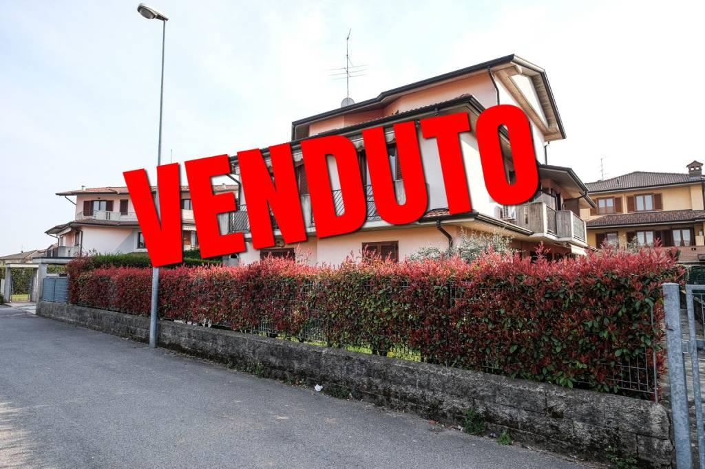 Appartamento in vendita a Osio Sopra, 3 locali, prezzo € 103.000   PortaleAgenzieImmobiliari.it