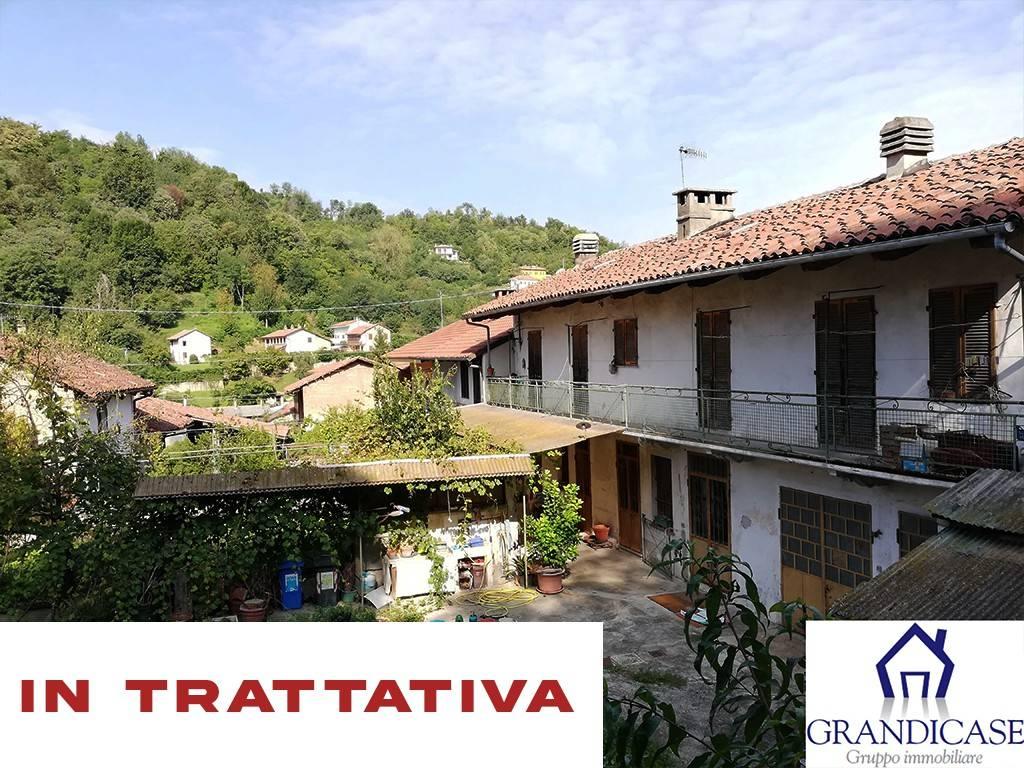 Foto 1 di Rustico / Casale via Cormoli, Monteu Da Po