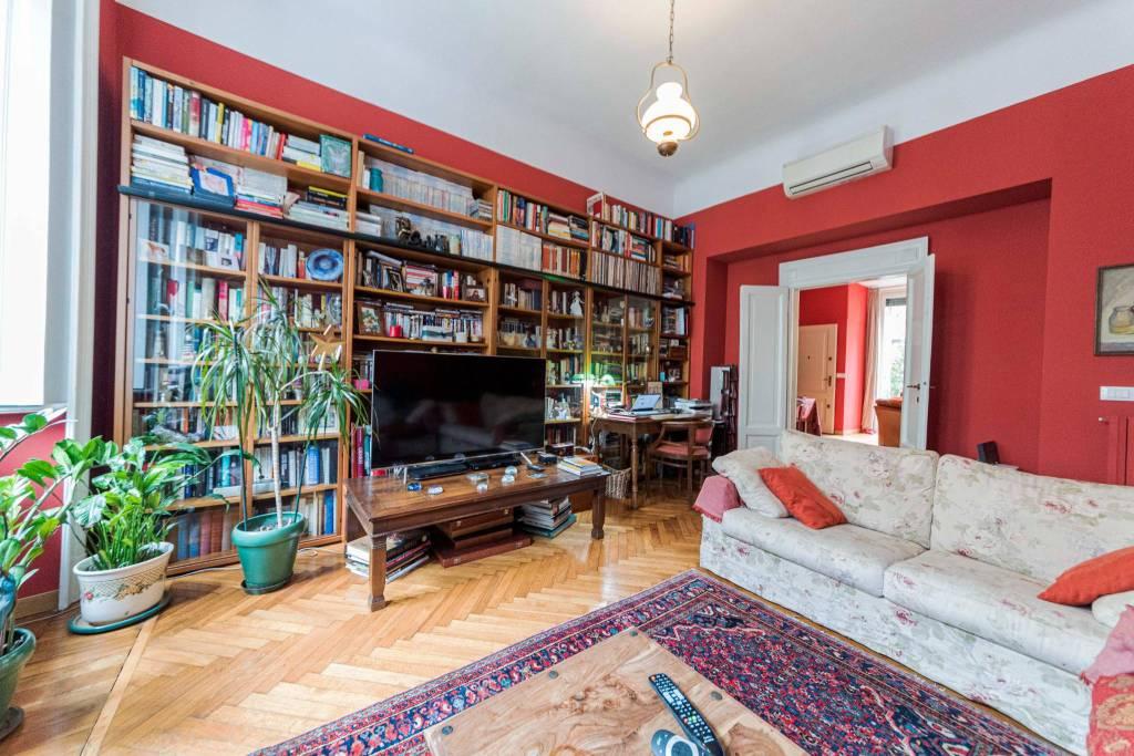 Appartamento in vendita a Milano, 6 locali, prezzo € 1.530.000   CambioCasa.it