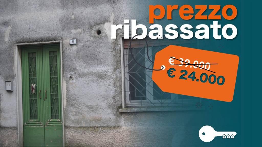 Soluzione Indipendente in vendita a Seniga, 6 locali, prezzo € 24.000 | PortaleAgenzieImmobiliari.it