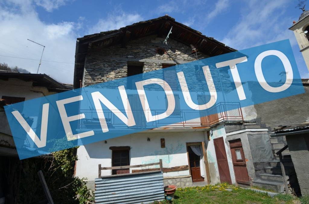 Foto 1 di Casa indipendente frazione Pourrieres, Usseaux