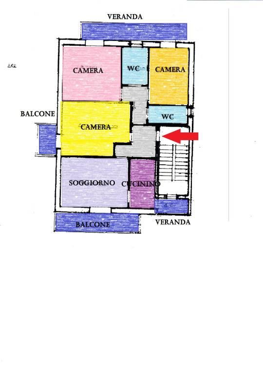 Appartamento in vendita a Otranto, 5 locali, prezzo € 160.000   PortaleAgenzieImmobiliari.it