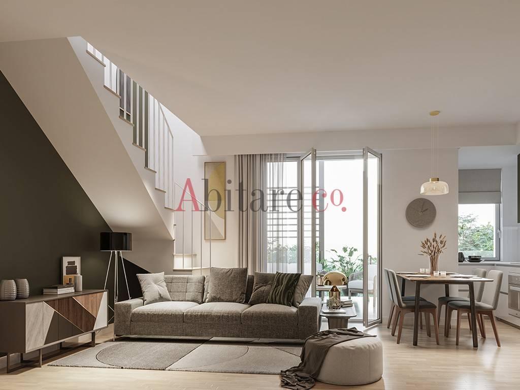 Appartamento in Vendita a Milano 27 Baggio / Novara / Forze Armate: 2 locali, 99 mq