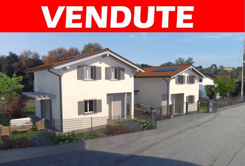 Villa in vendita a Azzate, 4 locali, prezzo € 320.000 | PortaleAgenzieImmobiliari.it
