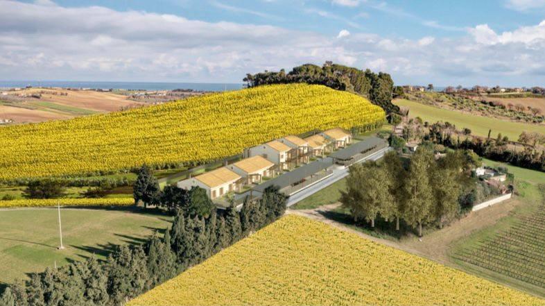 Villa a Schiera in Vendita a Loreto