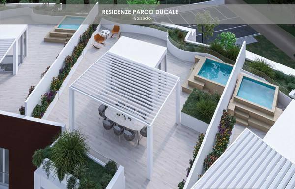 Attico / Mansarda in vendita a Sassuolo, 5 locali, Trattative riservate | PortaleAgenzieImmobiliari.it