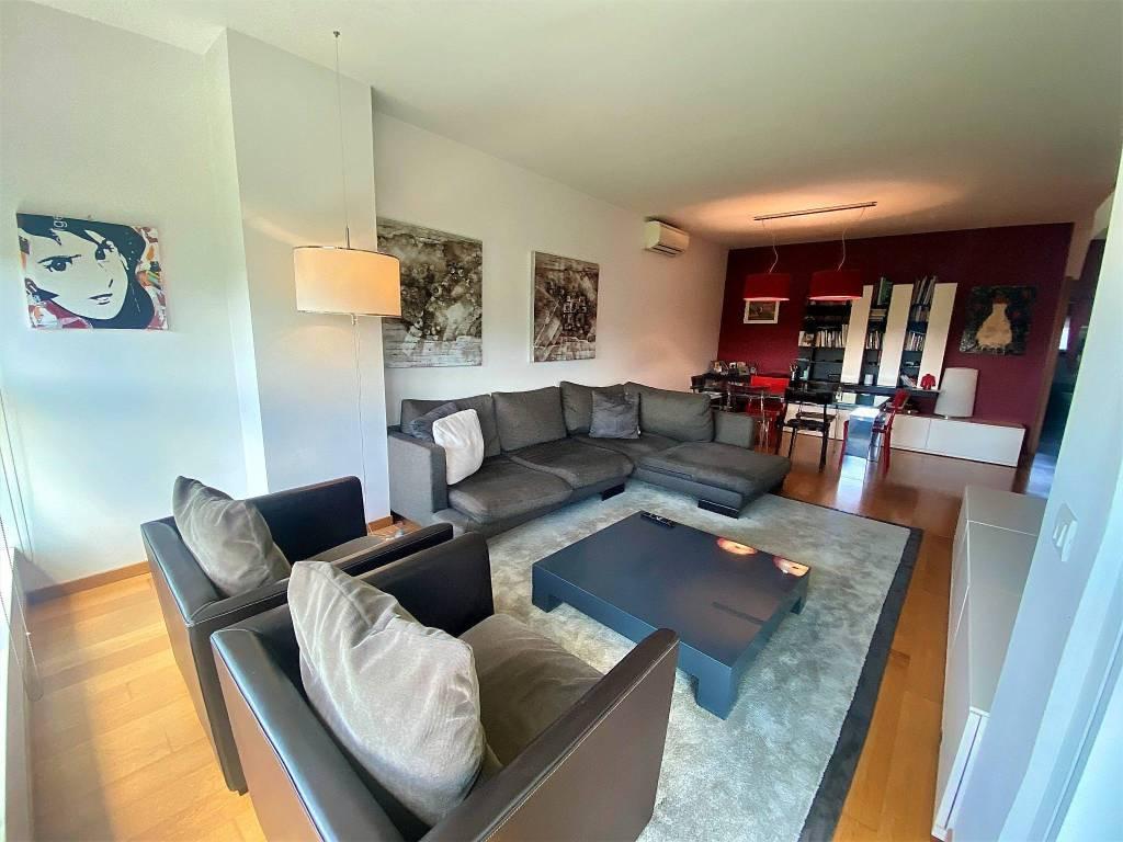 Appartamento in vendita a Monza, 3 locali, zona Via Libertà, Cederna, San Albino, prezzo € 318.000 | PortaleAgenzieImmobiliari.it