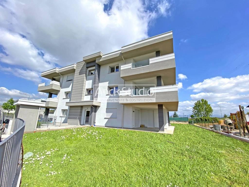Appartamento in vendita a Verdellino, 3 locali, prezzo € 155.000 | CambioCasa.it