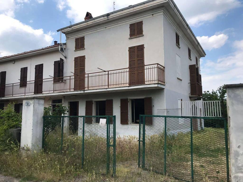 Soluzione Indipendente in vendita a Cassine, 6 locali, prezzo € 42.000 | CambioCasa.it