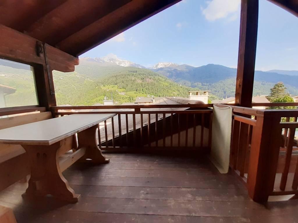 Attico / Mansarda in vendita a Sant'Orsola Terme, 3 locali, prezzo € 120.000   PortaleAgenzieImmobiliari.it