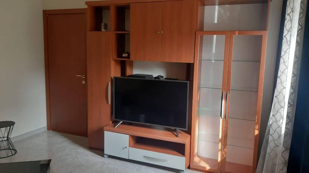 Appartamento in buone condizioni parzialmente arredato in affitto Rif. 9246995