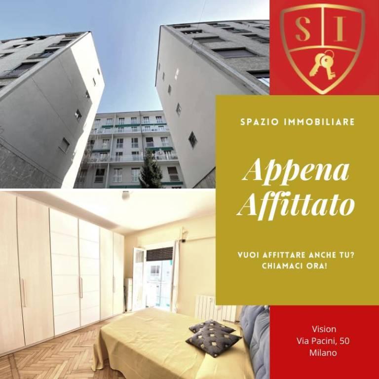 Vai alla scheda: Appartamento Affitto - Milano (MI) - Codice -