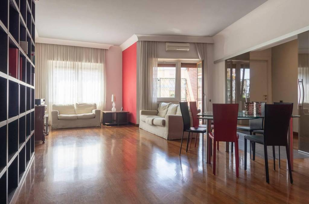 Appartamento in vendita a Roma, 5 locali, zona Zona: 24 . Gianicolense - Colli Portuensi - Monteverde, prezzo € 770.000   CambioCasa.it