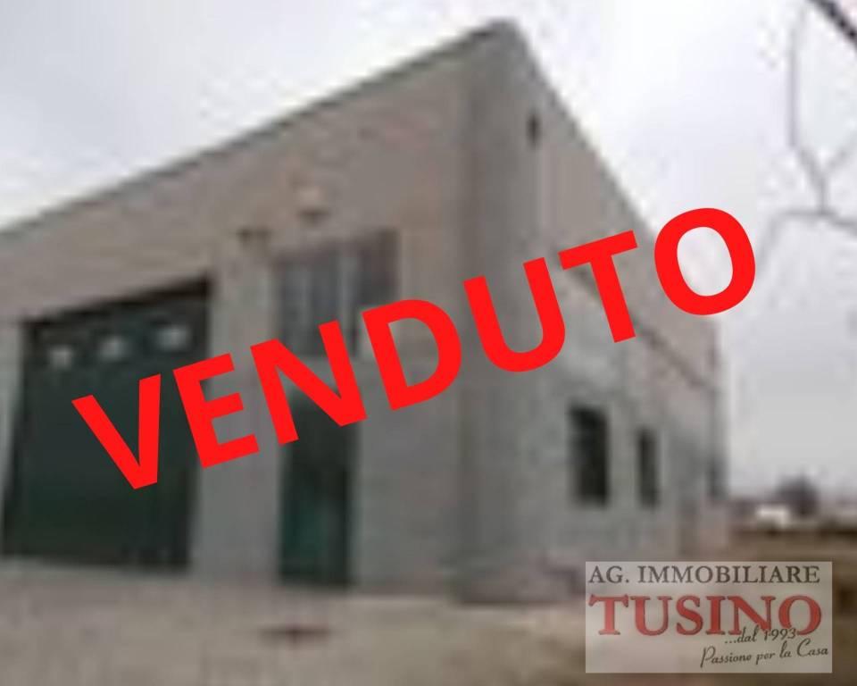 Capannone in vendita a Strambino, 2 locali, prezzo € 89.000 | PortaleAgenzieImmobiliari.it
