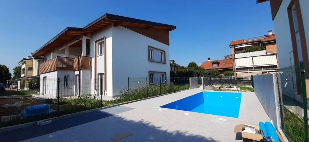 Appartamento in vendita a Cambiago, 3 locali, prezzo € 244.000 | CambioCasa.it