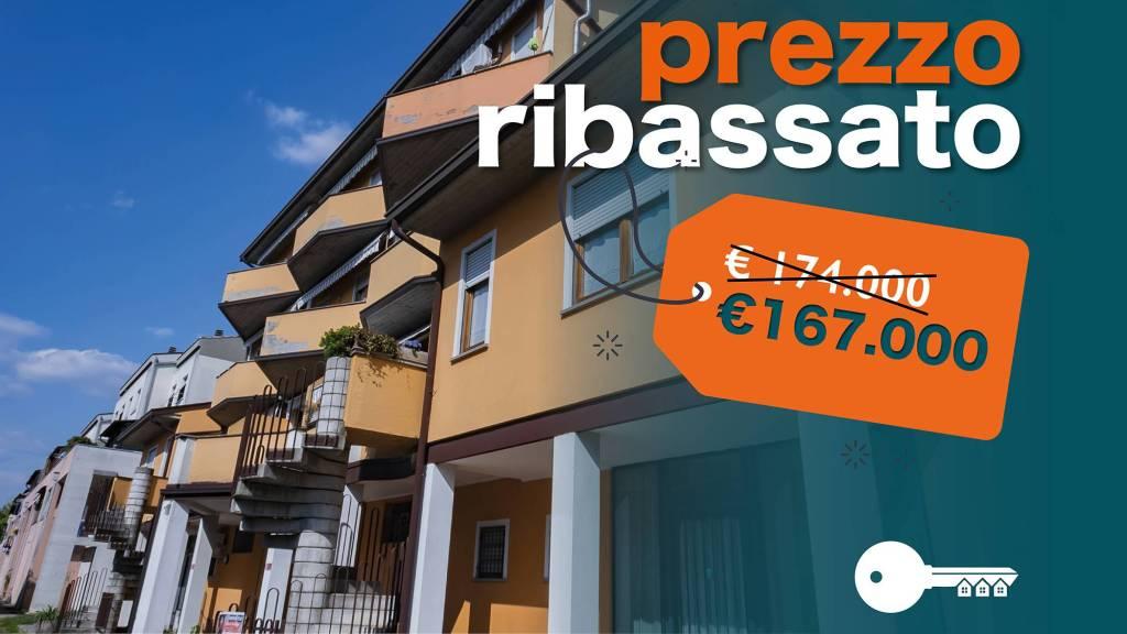 Appartamento in vendita a Roncadelle, 3 locali, prezzo € 167.000   PortaleAgenzieImmobiliari.it