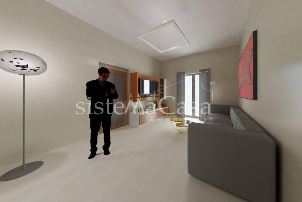 Appartamento in vendita a Castello di Cisterna, 3 locali, prezzo € 170.000   CambioCasa.it