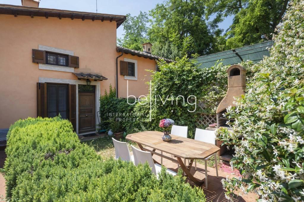Villa a Schiera in vendita a Roma, 5 locali, zona Zona: 26 . Gregorio VII - Baldo degli Ubaldi, prezzo € 595.000 | CambioCasa.it