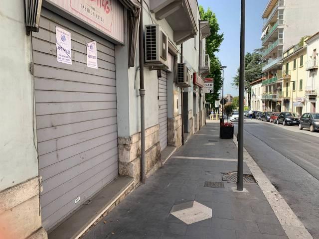 Locale commerciale Corso Garibaldi Rif. 4272845