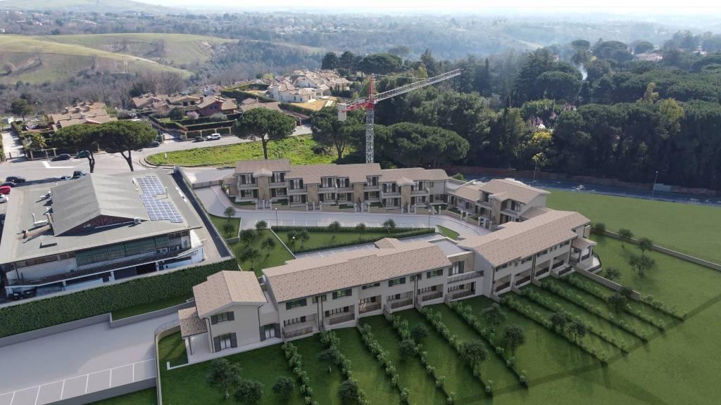 Villa a Schiera in vendita a Formello, 4 locali, prezzo € 300.000   CambioCasa.it