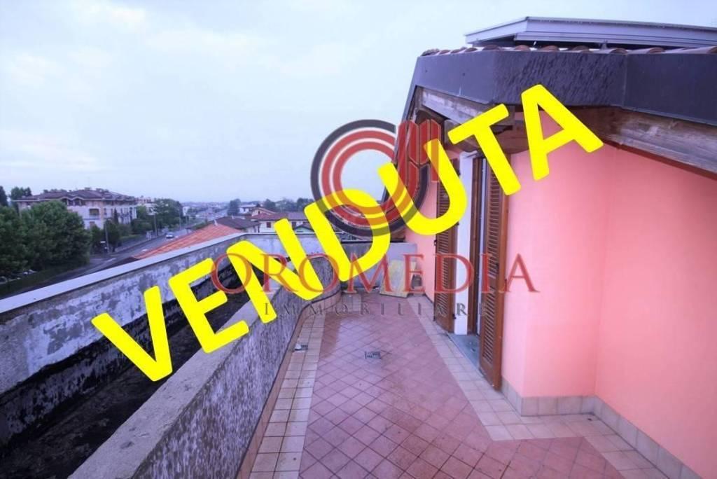 Attico / Mansarda in vendita a Urgnano, 4 locali, prezzo € 155.000 | PortaleAgenzieImmobiliari.it