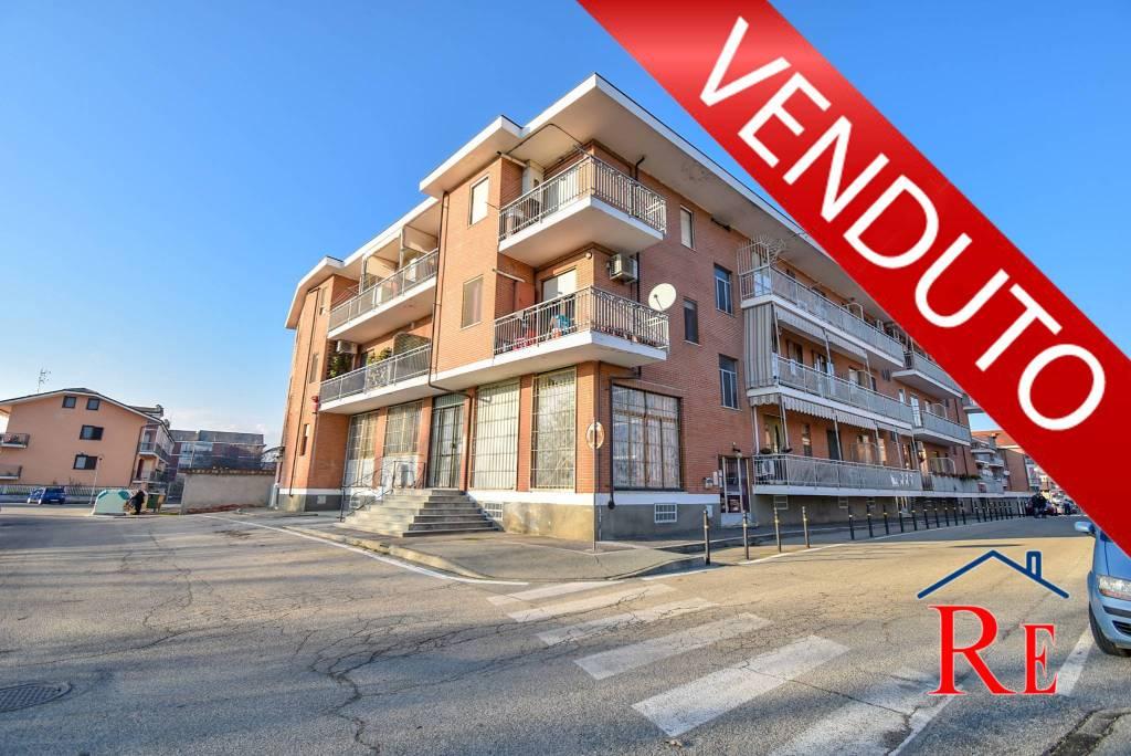 Appartamento in vendita a Airasca, 2 locali, prezzo € 47.000 | CambioCasa.it