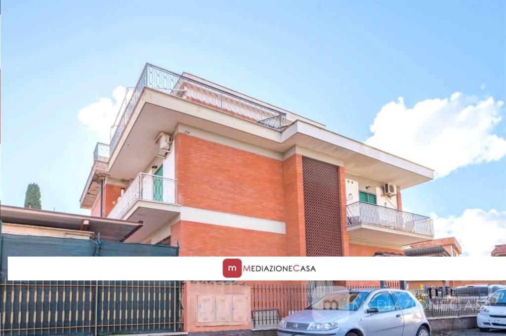 Appartamento in vendita a Roma, 2 locali, zona Zona: 35 . Setteville - Casalone - Acqua Vergine, prezzo € 89.000 | CambioCasa.it