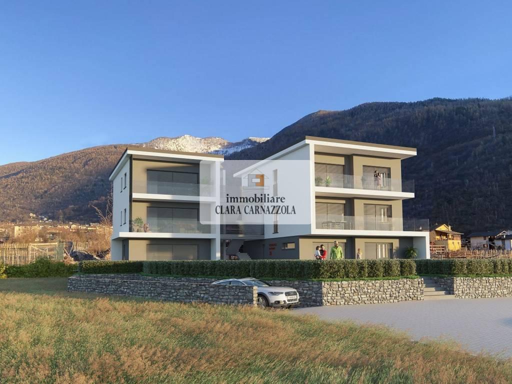 Attico / Mansarda in vendita a Albosaggia, 3 locali, prezzo € 199.000 | PortaleAgenzieImmobiliari.it